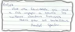 Recommandations pour un concert de chansons françaises