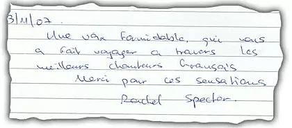 המלצה על מופע שנסונים צרפתיים עם הזמר עמית חיו